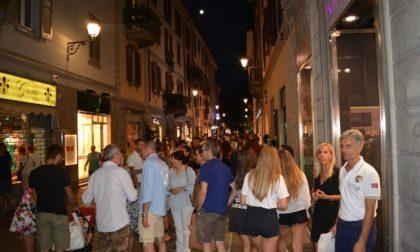 Shopping di sera: giovedì nuovo appuntamento con le compere by night