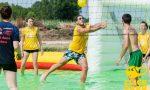 Torneo pallavolo in acqua splash volley