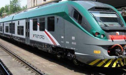 Chiuso il Ponte di Paderno arriva il treno straordinario da Bergamo