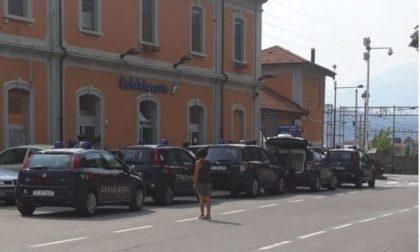 Calolzio, nuovi controlli dei Carabinieri: questa volta in stazione