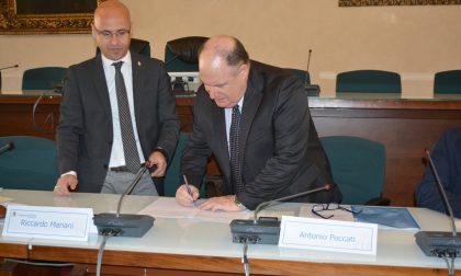Patto di comunità, nuovo accordo tra il Comune di Lecco e Confcommercio