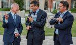 Papà Marco Galbiati presenta il libro su Riccardo alla cena di Costruiamo il Futuro VIDEO