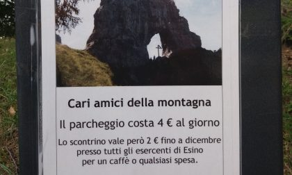 Parcheggio Cainallo, un lettore scrive al sindaco di Esino