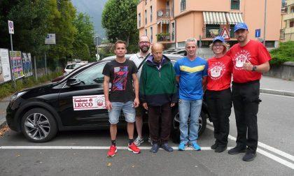 City Angels Lecco, gli angeli senza ali, riportano a casa un tedesco