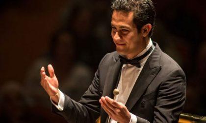 Festival Musica sull'Acqua a Piona con il celebre direttore d'orchestra Diego Matheuz
