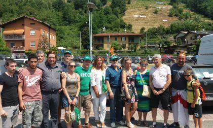 Gruppi brianzoli al raduno di Pontida FOTO