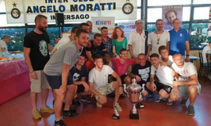 Festa dello sportivo con l'Inter Club a Imbersago FOTO
