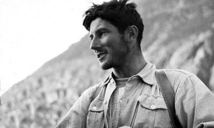 """""""La montagna scintillante"""": il racconto inedito di Walter Bonatti in libreria"""