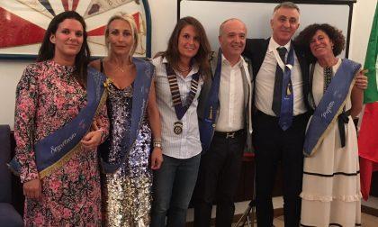 Rotary Club Lecco Manzoni, un nuovo direttivo e un nuovo presidente