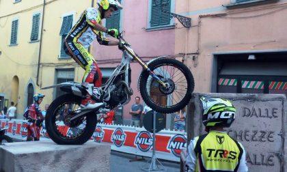 Italiano trial a Marradi Petrella penalizzato. FOTO