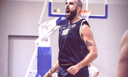 Luigi Brunetti è il nuovo pivot del Basket Lecco