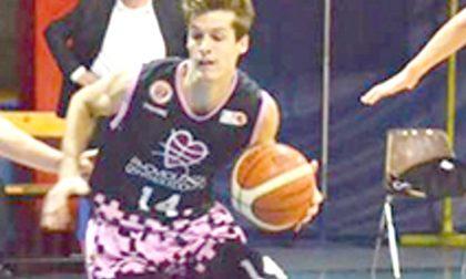 Mattia Molteni quinto acquisto del Basket Lecco