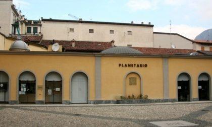 Ricominciano le iniziative in presenza del Planetario di Lecco: il programma di maggio