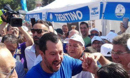 """Matteo Salvini: """"Più insulti io in un mese che altri ministri in una vita"""" VIDEO"""
