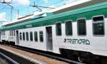 Guasto ad uno scambio: i treni viaggiano su un binario solo