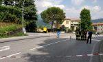 Fuga di gas strade chiuse lunedì 23 luglio a Brivio