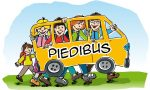 Volontari cercansi per il servizio Piedibus