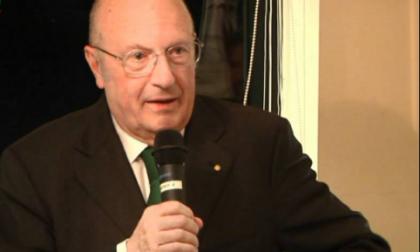 L'amministrazione lecchese presente ai funerali di Ettore Adalberto Albertoni