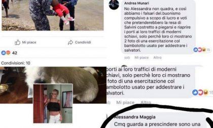 """Bambini affogati psicologa Maggia shock: """"Sono bambolotti del c…o"""""""