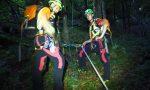 Esercitazione del Soccorso alpino di Barzio a Moggio FOTO
