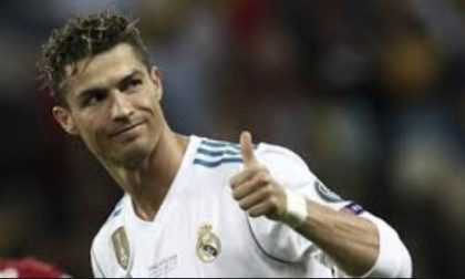 """Altro che Juve, Cristiano Ronaldo """"in campo"""" con Avis Bellano"""