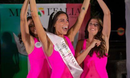 Eletta Miss Sport Lombardia