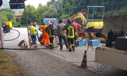 Fuga di gas: gli sfollati rientrano a casa FOTO E VIDEO