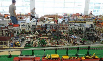Tutti pazzi per i mattoncini Lego: ItLUG torna a Lecco