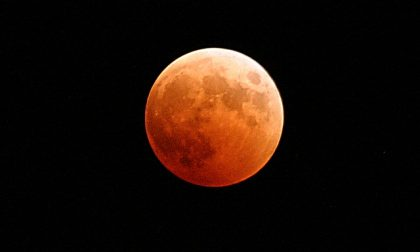 Luna rossa, oggi l'eclissi del secolo