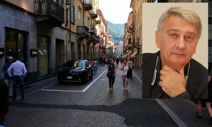 Strisce bianche in via Cavour   Lettera aperta di Valsecchi