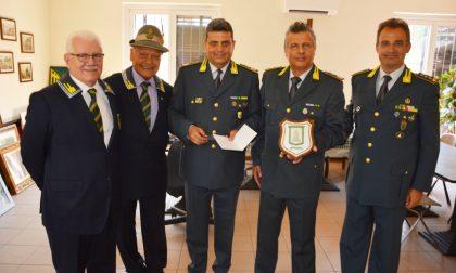 Francesco Mancuso a capo della Tenenza della Guardia di Finanza di Cernusco