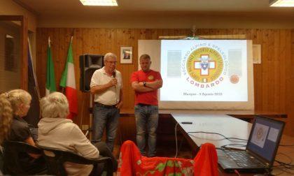Grandissimo successo per la serata organizzata a Margno dal Soccorso Alpino FOTO