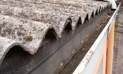 Contrubuti per smaltire l'amianto: 46 domande dalla provincia di Lecco