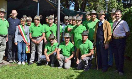 Gli Alpini di Barzago in festa per l'anniversario FOTO