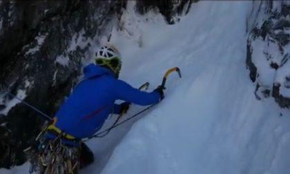 Il film sull'impresa dei Ragni al Cerro Murallon vince il premio CAI VIDEO