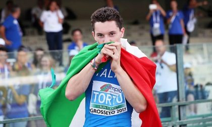 Quinto posto per Filippo Tortu agli Europei