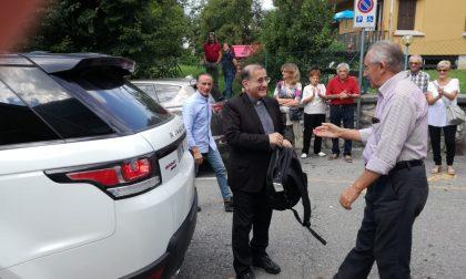 L'arcivescovo Delpini ai Piani Di Artavaggio