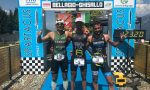 Bonacina vince il Triathlon Hard Sprint Bellagio-Ghisallo. VIDEO