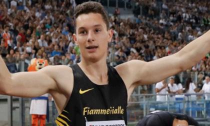 Europei di atletica: questa sera la semifinale di Filippo Tortu