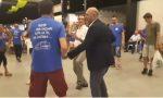 """Ballo e politica, per Sertori e Fontana il """"mattone"""" è irresistibile VIDEO"""