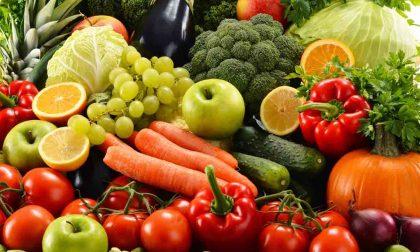 Con il caldo torrido impenna il consumo di frutta e verdura