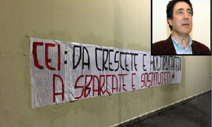 """Blitz di Forza Nuova contro la Caritas. Il lecchese Gualzetti: """"Non ci faremo intimidire"""""""