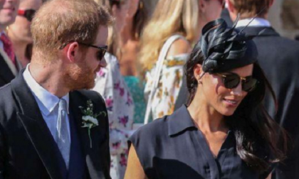 Harry e Meghan a Como per la luna di miele, ospiti d'eccezione da Clooney