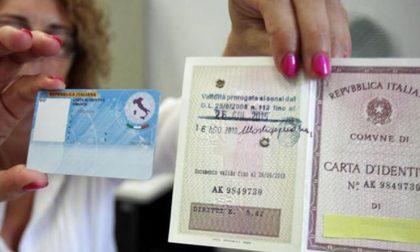 """Comune di Lecco: """"Controllate in anticipo la scadenza della vostra carta d'identità"""""""