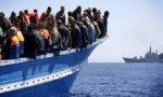 Nave Diciotti la Cartias Como pronta ad accogliere i migranti