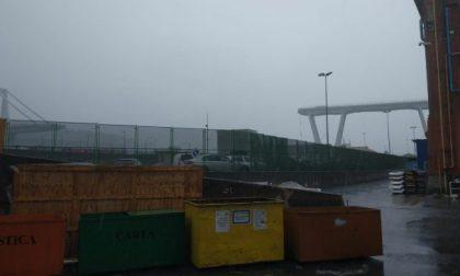 Crolla ponte autostradale a Genova, attenzione se siete in viaggio. Morti e feriti VIDEO