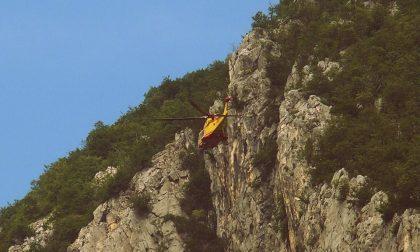 E' morto l'escursionista caduto sul San Martino