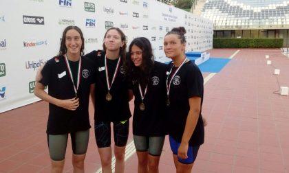 Campionati italiani di nuoto: quanti successi lecchesi! FOTO