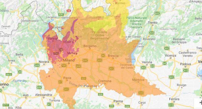 Aria inquinata: tra pochi giorni scatta lo stop dei mezzi a Lecco e in altri 12 Comuni lecchesi. Fermi 30mila veicoli
