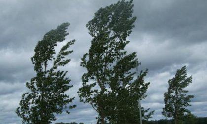Allerta meteo per rischio idrogeologico e vento forte nel Lecchese